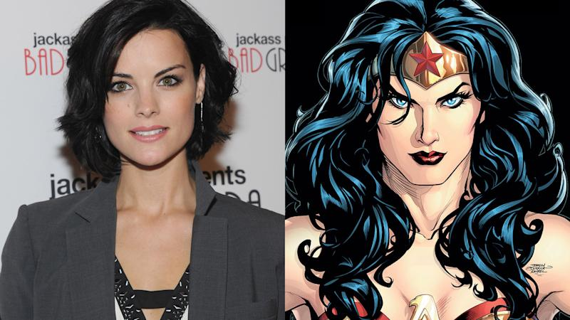 Jaimie Alexander / Wonder Woman