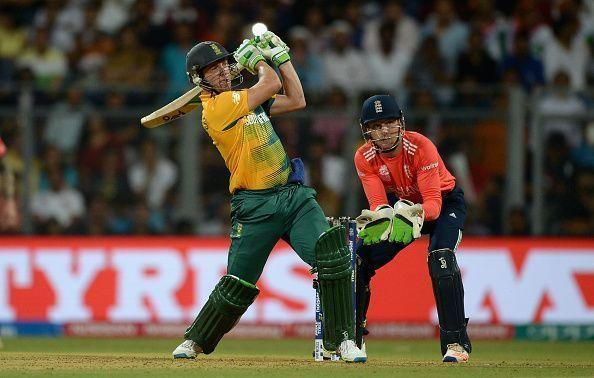 Ab de Villiers holds the record of scoring the fastest ODI century
