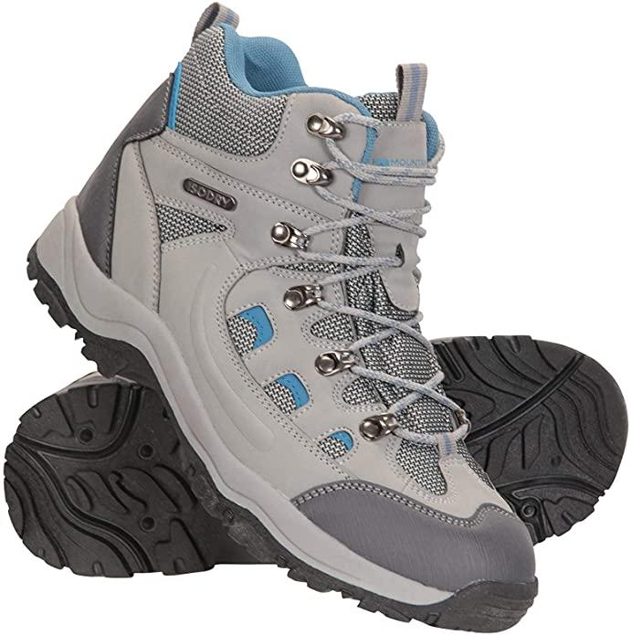 Mountain Warehouse Adventurer Womens Waterproof Hiking Boots. Image via Amazon.