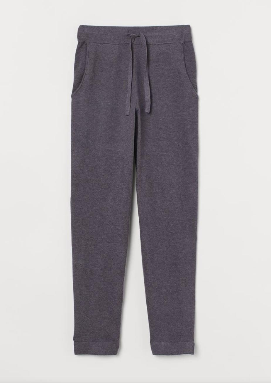 <p>These <span>Fine-Knit Joggers</span> ($30) are a great deal.</p>