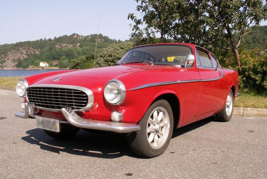 <p>Yes, it's true: Volvo once made a sexy sports car. The P1800 was Volvo's successful attempt to recover from its previous P1900 sports car, which had failed miserably.</p>
