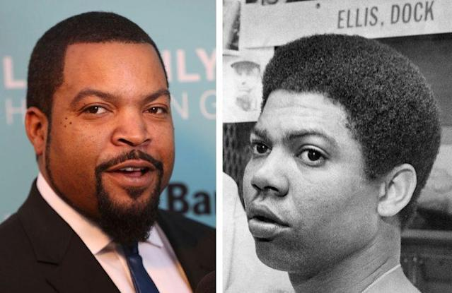 Ice Cube is producing a movie about Dock Ellis' 1970 no-hitter. (AP)