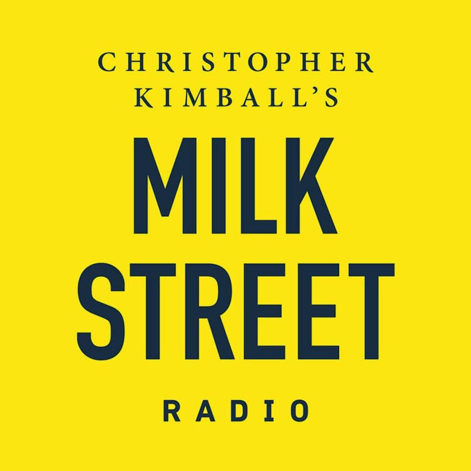 "<p><em>America's Test Kitchen </em>alum Christopher Kimball's <em><a href=""https://www.177milkstreet.com/"" rel=""nofollow noopener"" target=""_blank"" data-ylk=""slk:Milk Street"" class=""link rapid-noclick-resp"">Milk Street</a> </em>chases food culture stories from around the world, such as the best street snacks in India, what it's like to be the chef for animals in a zoo, and how vegetable ice cream is made. Kimball also sits down with every A-list chef you can think of to trade kitchen war stories and hear what inspires them.   </p><p><a class=""link rapid-noclick-resp"" href=""https://podcasts.apple.com/us/podcast/christopher-kimballs-milk-street-radio/id1158889592"" rel=""nofollow noopener"" target=""_blank"" data-ylk=""slk:LISTEN NOW"">LISTEN NOW</a></p>"