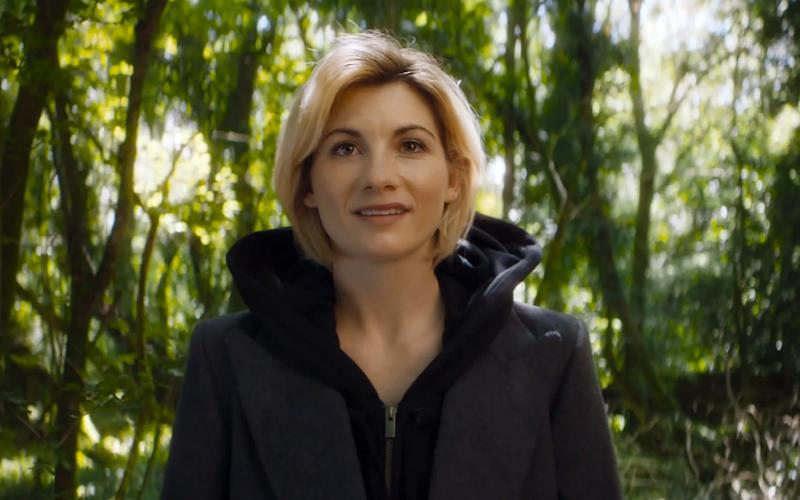 Jodie Whittaker as the Time Lord - Credit:  Universal News (Europe)