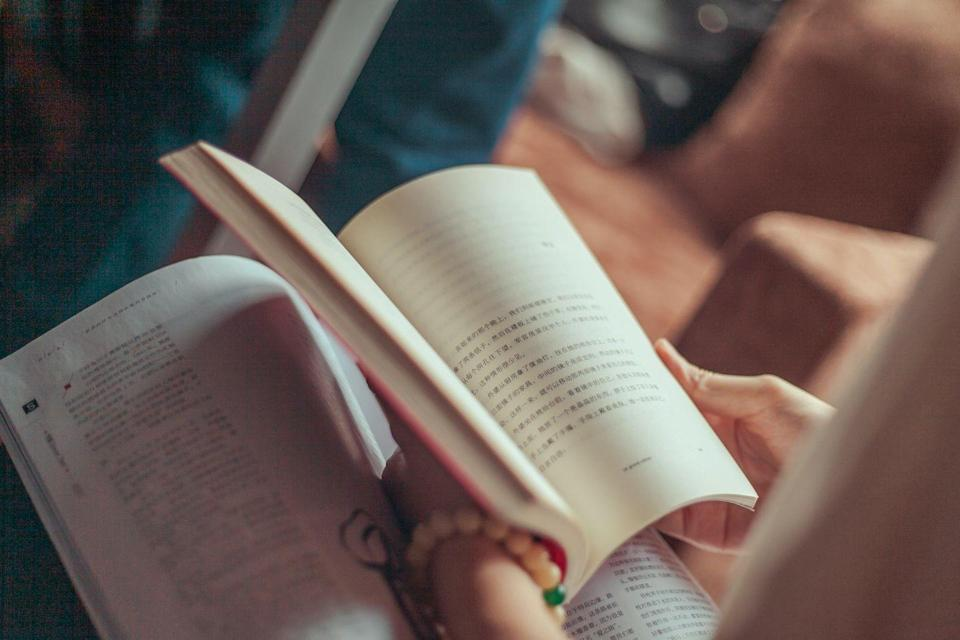"""<p>If your mom loves to read and has missed the camaraderie of an in-person book club, consider signing her up for a virtual or online book club. There are more than a few to choose from, and any of them will give mom the space to connect with others over her <a href=""""https://www.womansday.com/life/entertainment/g34992652/best-books-2021/"""" rel=""""nofollow noopener"""" target=""""_blank"""" data-ylk=""""slk:favorite (or not so favorite) novels"""" class=""""link rapid-noclick-resp"""">favorite (or not so favorite) novels</a>.</p>"""