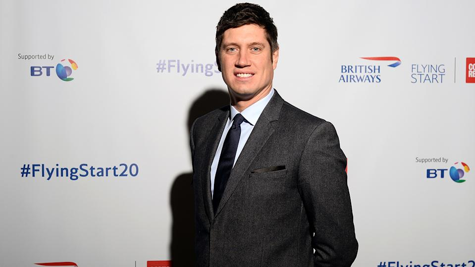Vernon Kay revealed on podcast White Wine Question Time that he rescued a drowning woman in Florida (Image: Getty Images)