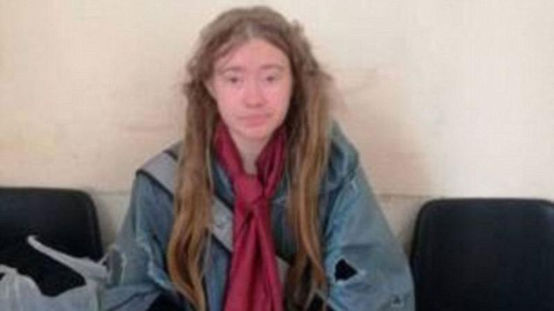 The girl the internet thinks is Madeleine McCann. Source: Supplied.