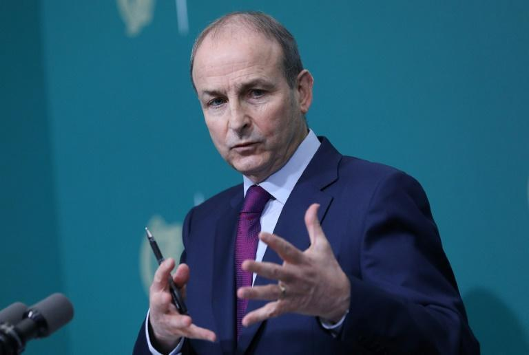 The report 'opens a window into a deeply misogynistic culture in Ireland', said Martin