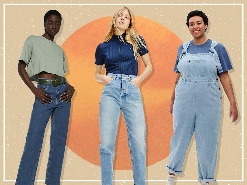 <p>While there is a long way to go to make sure denim is less harmful, the good news is, we can make more eco-conscious decisions and invest in the right brands that are doing good</p> (iStock/The Independent )