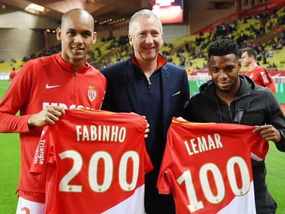 Lemar could easily have ended up at Liverpool with Fabinho (AFP via Getty Images)