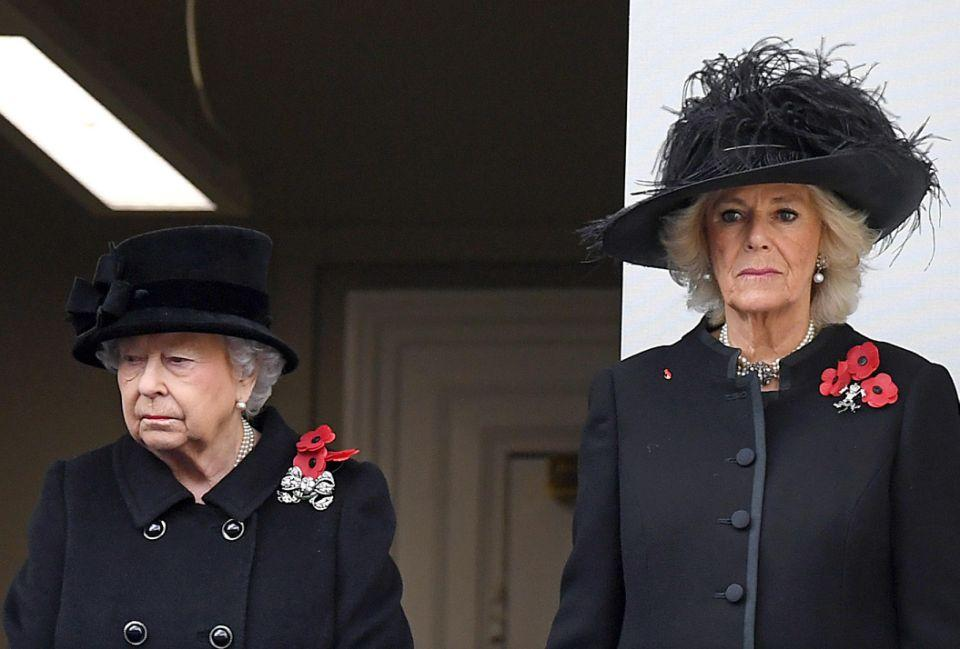 Camilla was livid earlier this year when it was reported William might be King. Photo: Getty