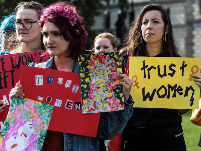 The UK's largest study into abortions previously found home early medical abortions pose no greater risk  (Getty Images)