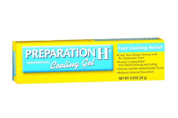 "<div class=""caption-credit""> Photo by: Walgreens.</div><div class=""caption-title""></div>At this point, you've probably heard that Preparation H (a hemorrhoid treatment) can be used to de-puff your eyes. According to Dr. Sobel, this is is an at-home treatment that you'll want to avoid. <br> <br> ""Years ago, Preparation H had live yeast cells as an ingredient, but it has been reformulated without it. It does contain Phenylephedrine HCL, which is used in nasal decongestants to constrict blood vessels - but there isn't enough of this ingredient to affect the under-the-eye area."" Your mom may have sworn by it, but this is an at-home treatment that's more bunk than beauty. <br> <br> <i><b>Preparation H</b> Cooling Gel, $7.29, available at <a rel=""nofollow"" href=""http://www.walgreens.com/store/c/preparation-h-hemorrhoidal-cooling-gel/ID=prod4442-product"" target=""_blank"">Walgreens</a>.</i> <br>"