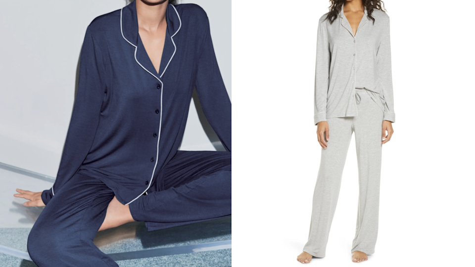 Nordstrom shoppers are obsessed with these chic Moonlight pajamas.