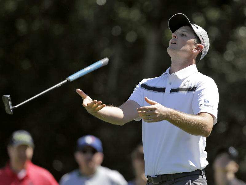 Garrigus hopes to land a big one at Innisbrook