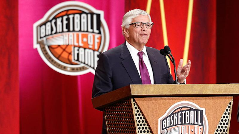 Longtime NBA commissioner David Stern dies at 77