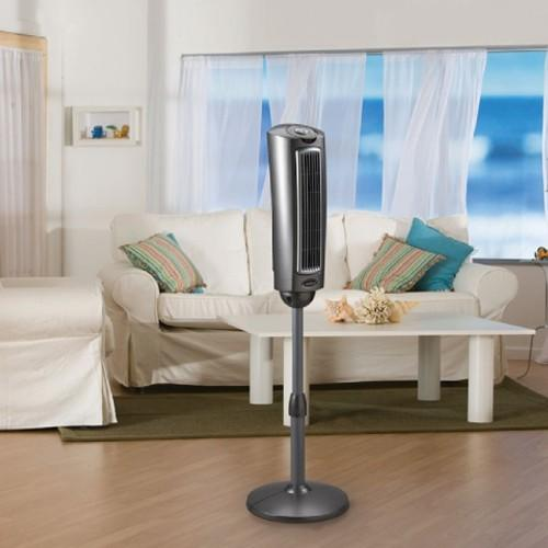 "Lasko 52"" Space-Saving Oscillating Pedestal Tower Fan. (Photo: Walmart)"