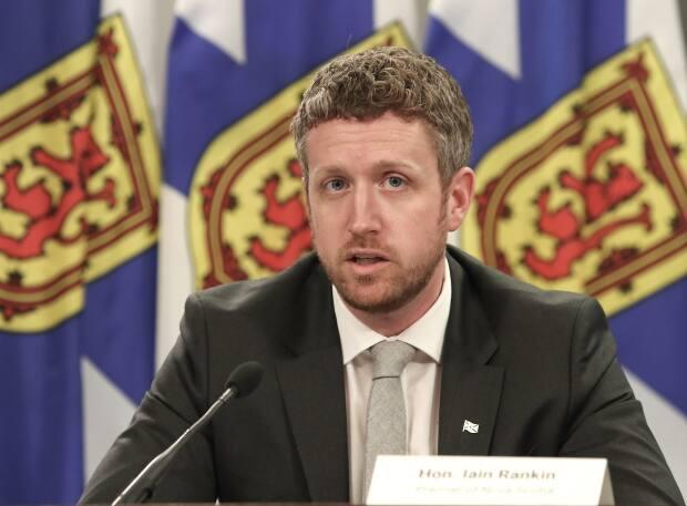 Nova Scotia Premier Iain Rankin says he's worried about a possible influx in patients sick with COVID-19 requiring hospitalization.