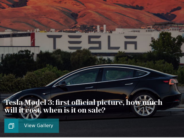 cars Tesla Model 3 explainer puff
