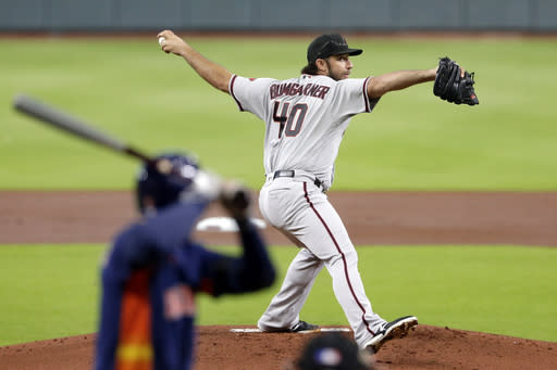 Not much went right in disappointing season for Diamondbacks