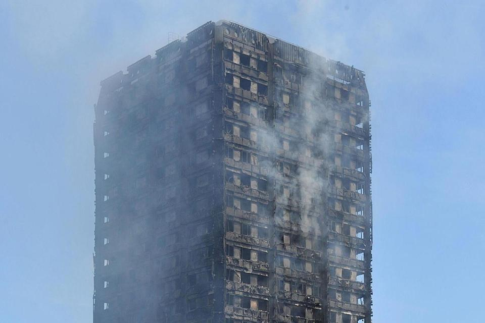 A total of 72 people died in the fire at Grenfell Tower: PA