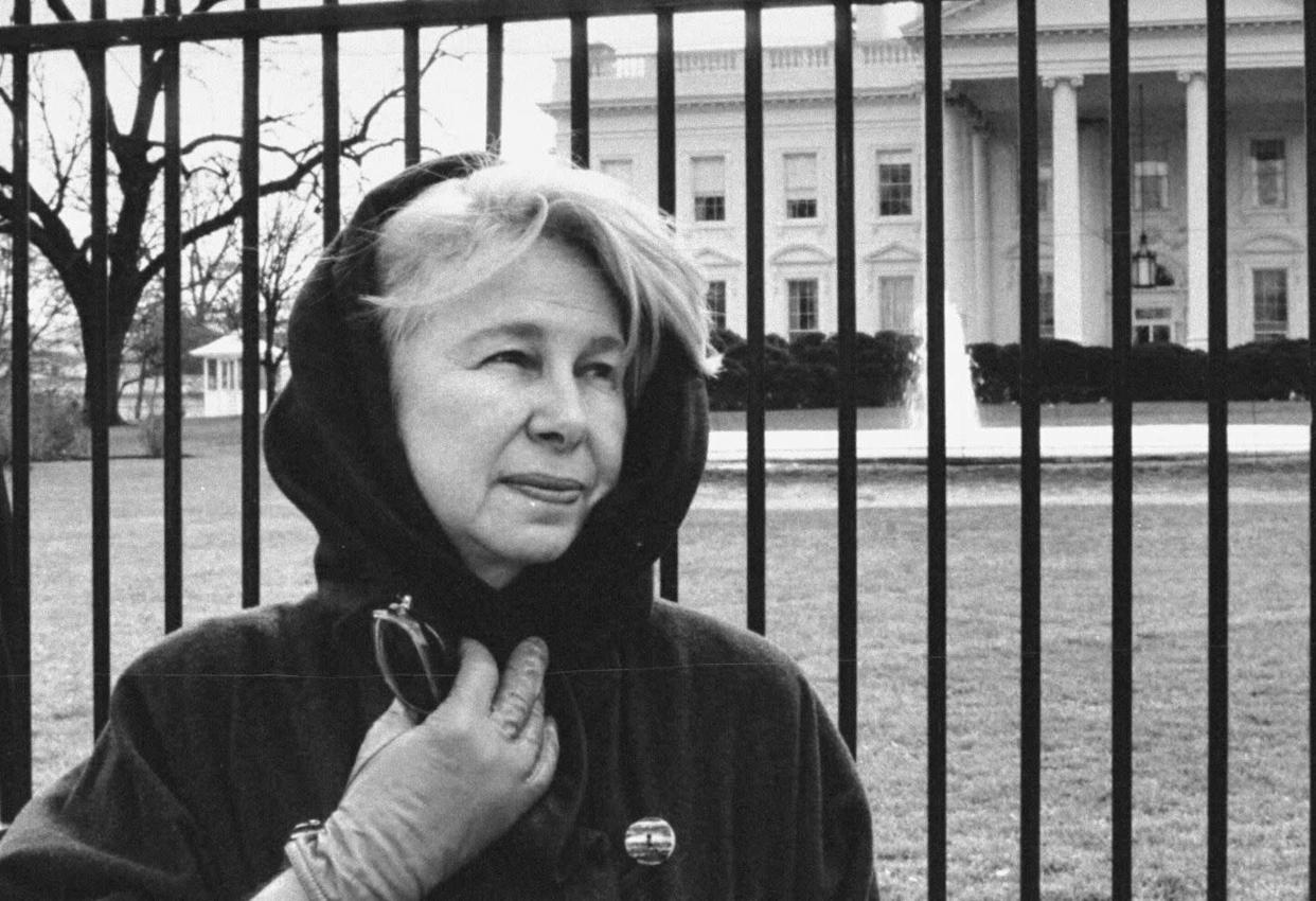 Georgie Anne Geyer, a longtime foreign correspondent and columnist who covered international politics and conflicts in Africa, the Soviet Union, the Middle East and Latin America, and whose books included a critical biography of Cuban leader Fidel Castro, died on May 15, 2019. She was 84.