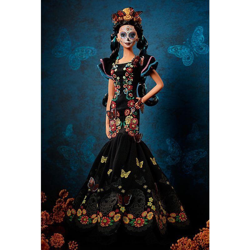 The sold-out Day of the Dead Barbie. [Photo: Mattel]