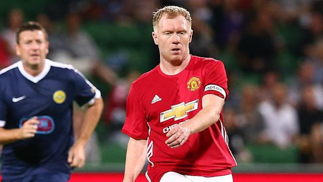 Manchester United are very likely to win the Europa League, according to Paul Scholes, who also thinks a top-four spot will be achieved.