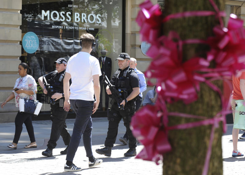 U.S. leaks shed light on Manchester attack, but infuriate UK