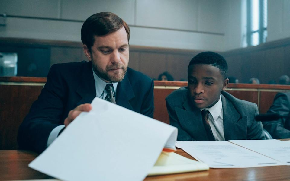 Netflix's When They See Us provided another powerful example of tackling difficult real-life issues - Netflix