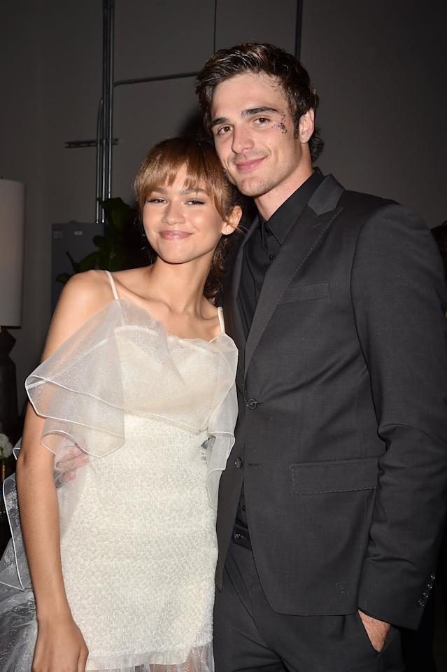 "<p>A few months after their Greece getaway, <a href=""https://www.popsugar.com/celebrity/Zendaya-Jacob-Elordi-Dating-46571469"" class=""ga-track"" data-ga-category=""Related"" data-ga-label=""http://www.popsugar.com/celebrity/Zendaya-Jacob-Elordi-Dating-46571469"" data-ga-action=""In-Line Links"">the costars reportedly went on a movie date</a> at the Sherman Oaks Galleria in LA. According to a source for <strong>Us Weekly</strong>, <a href=""http://www.usmagazine.com/celebrity-news/news/euphorias-zendaya-jacob-elordi-spotted-on-movie-date/"" target=""_blank"" class=""ga-track"" data-ga-category=""Related"" data-ga-label=""http://www.usmagazine.com/celebrity-news/news/euphorias-zendaya-jacob-elordi-spotted-on-movie-date/"" data-ga-action=""In-Line Links"">the two weren't accompanied by any other friends</a> and looked rather cozy together. ""Jacob looked like he was trying to be incognito, wearing a hat that covered his face,"" the onlooker added. </p>"