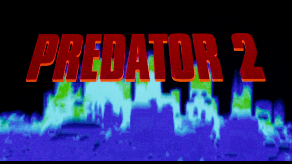 A still from Predator 2 (20th Century Fox)