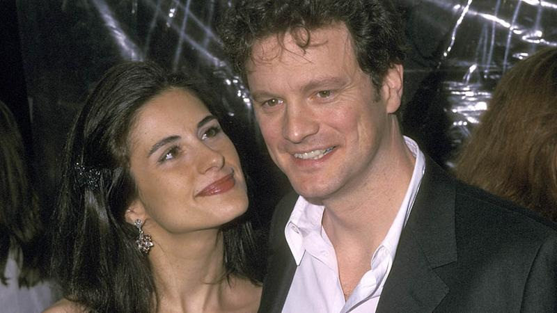 Colin Firth and Livia have been together since the 1990's. Photo: Getty Images
