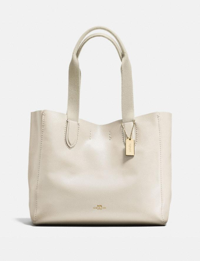 Derby Tote. Image via Coach Outlet.