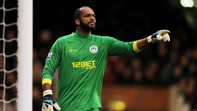 <p><strong>Number of penalties saved: 6</strong></p> <br><p>The Oman international has only played 111 Premier League appearances, so it is some achievement that he not only features in the top 10 but is ahead of the more top flight heavyweights like Shay Given, Joe Hart and Mark Schwarzer.</p> <br><p>Originally a backup keeper for Jussi Jaaskelainen at Bolton Wanderers, the 35-year-old made just 10 league appearances for the Trotters, before becoming the number one at Wigan Athletic.</p>