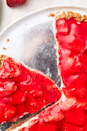 """<p>The pretzel crust perfectly compliments the sweet strawberries suspended in Jell-O. Even better is the rich cream cheese layer in the middle. Such a perfect dessert! </p><p>Get the <a href=""""http://www.delish.com/uk/cooking/recipes/a32485008/strawberry-pretzel-tart-recipe/"""" rel=""""nofollow noopener"""" target=""""_blank"""" data-ylk=""""slk:Strawberry Pretzel Tart"""" class=""""link rapid-noclick-resp"""">Strawberry Pretzel Tart</a> recipe.</p>"""
