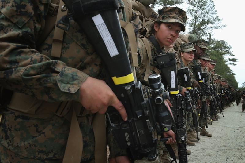 Revenge Porn Is Now Illegal Under Marine and Navy Law After Nude-Photo Scandal