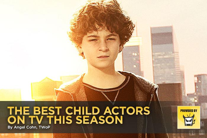 "In the new Fox series ""<a href=""/touch/show/47812"">Touch</a>"" (which previews January 25 before officially launching March 19), we're treated to a subtle performance by a child actor who has to serve as the centerpiece of an emotional, complex series ... without ever saying a single word. But 10-year-old David Mazouz, who plays Jake, the autistic son of Kiefer Sutherland's character, effortlessly brings his role to life. It's a challenge, but he's not the only young actor who is turning out a scene-stealing performance. Here are the other kids and tweens who have already captured our attention and hopefully have bright futures ahead of them. — <a href=""http://www.televisionwithoutpity.com/"" target=""_blank"" rel=""nofollow"">Television Without Pity</a>"