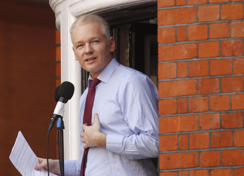 Assange backers ordered to pay up after asylum bid