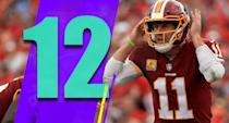 <p>Nobody believes in the Redskins, and they've given people plenty of reason for skepticism. But they keep picking up wins. At what point do we just have to admit the Redskins are the favorites in the NFC East? (Alex Smith) </p>