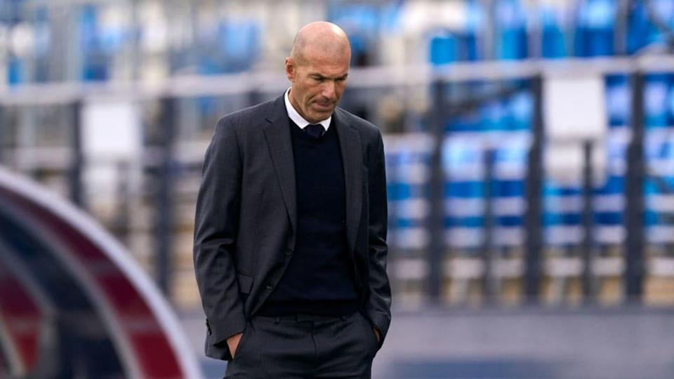Zidane | Quality Sport Images/Getty Images