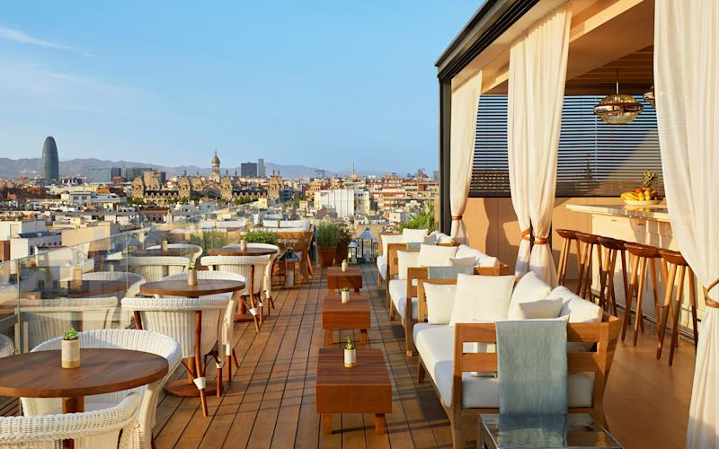 Spain's first EDITION hotel has now opened in Barcelona city centre