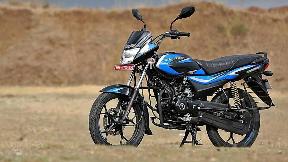 Bajaj CT 110, Platina 110 are now Rs. 8,000 costlier