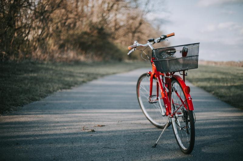 You could make up to £300 from a bike you no longer use. (Christin Hume/Unsplash)