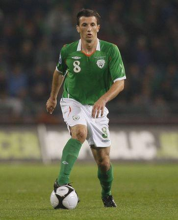 FILE PHOTO: Football - Stock - 09/10 - 14/10/09 Liam Miller - Republic of Ireland Mandatory Credit: Action Images / Lee Smith