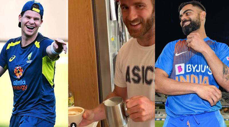 Virat Kohli, Steve Smith Comment on Kane Williamson's Coffee 'Fern Making' Skills After New Zealand Captain Posted a Video on Instagram
