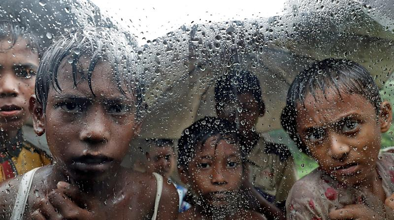 The U.S. Is Giving $32 Million To Assist Rohingya Refugees