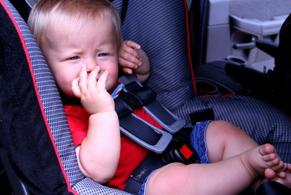 Why Your Child's Car Seat Might Not Be Safe (Op-Ed)