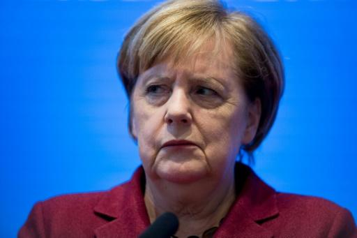Chancellor Angela Merkel has little time for criticism of the Nord Stream 2 project