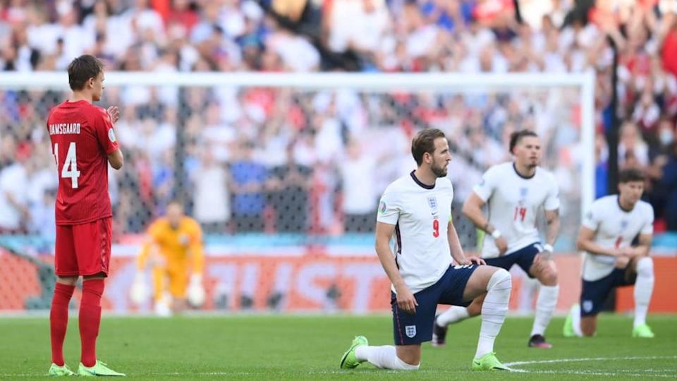 Harry Kane, Black Lives Matter | Laurence Griffiths/Getty Images